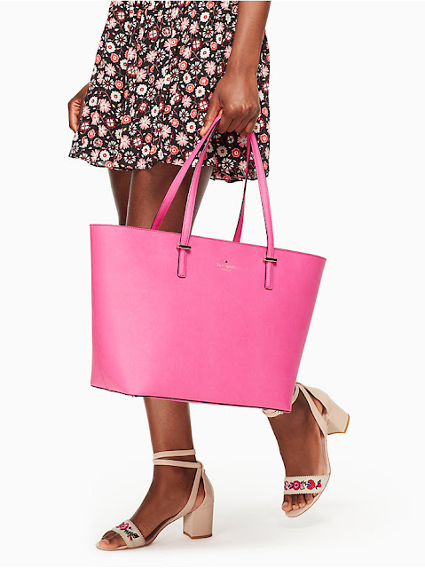 Kate Spade: 50% off Cedar Street Harmony Tote + Free Shipping!