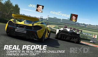 Download Real Racing 3 MOD Apk + obb for Android