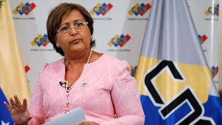 CNE veta a la oposición inscribir a sus candidatos en 7 estados