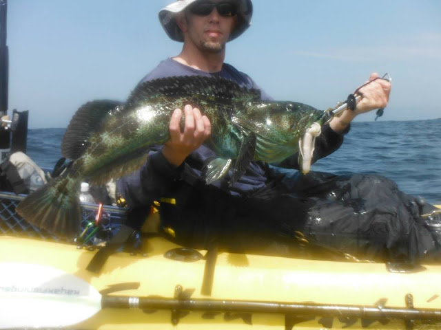 The pro kayak fishing team pro kayak fishing blog for Bass pro fishing kayak