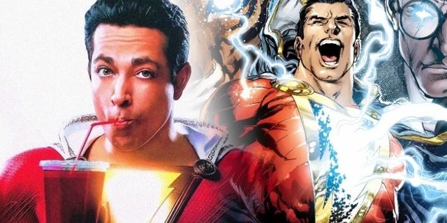 Se rumorea que el tráiler de Shazam! debutará en San Diego Comic-Con