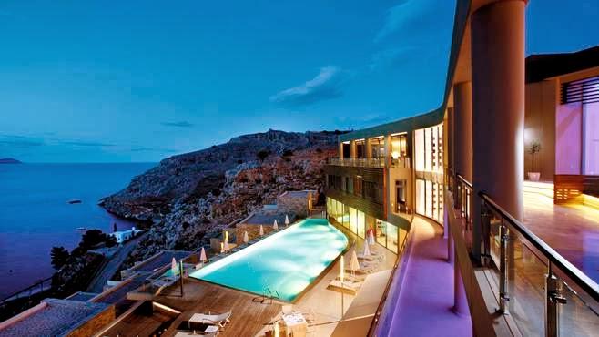 Lindos Blu,Lindos, Greece