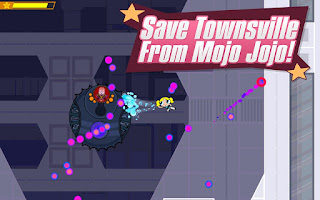 The Powerpuff Girls Defenders of Townville apk