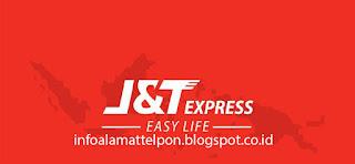 Alamat J&T Express Samarinda