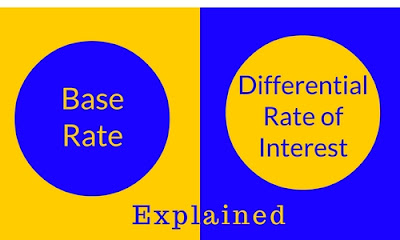 Base Rate and Differential Rate of Interest