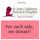 We Support St Jude Children Research Hospital