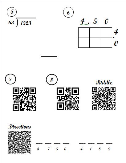 Teacher Troubles: QR Codes