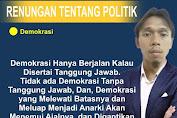 Belasan KPPS Meninggal Saat Pemilu 2019, Aktivis Pemuda Tambora Sampaikan Bela Sungkawa.