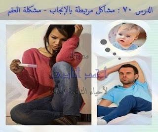 مشاكل مرتبطة بالإنجاب - مشكلة العقم
