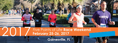 2017 Five Points Of Life Race Weekend