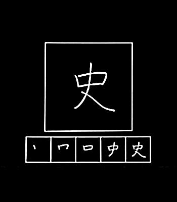 kanji sejarah