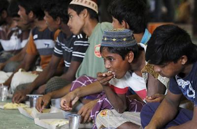 Kisah persahabatan warga Aceh dan pengungsi Rohingya