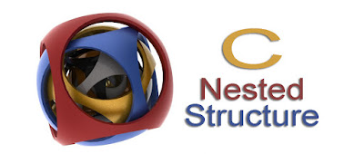 Nested Structure C Language