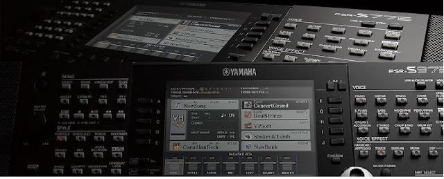 Fitur Berlimpah Keyboard Terbaru Yamaha PSR S975 Dan S775, Cek Harga Promo Trade In Resminya Di Bulan Maret Ini