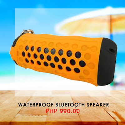 Water Proof Bluetooth Speaker – Enjoy music while camping without worrying about water-damage!