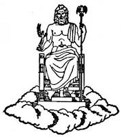 ricerca sulle divinità dell'olimpo greche
