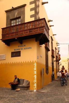Casa di Colombo a Las Palmas