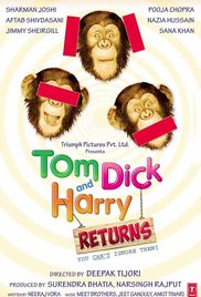 Tom Dick And Harry Returns Full Movie Download
