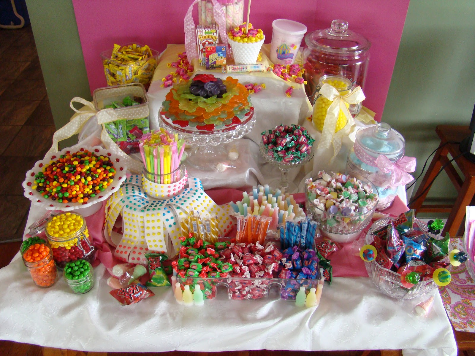 Home Simple Decoration Annonandon Candy Corner
