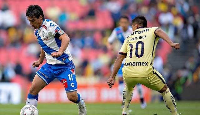 America vs Puebla en vivo