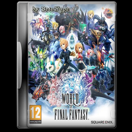 World Of Final Fantasy Full Español