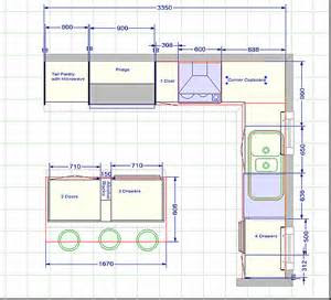 Attractive ... You Need A Plan To Setup Kitchen Layout Or Kitchen Floor Plan More  Comfortable Even The Space Is Not Big But Fell Bigger With Lowest Cost To  Grab Every ...