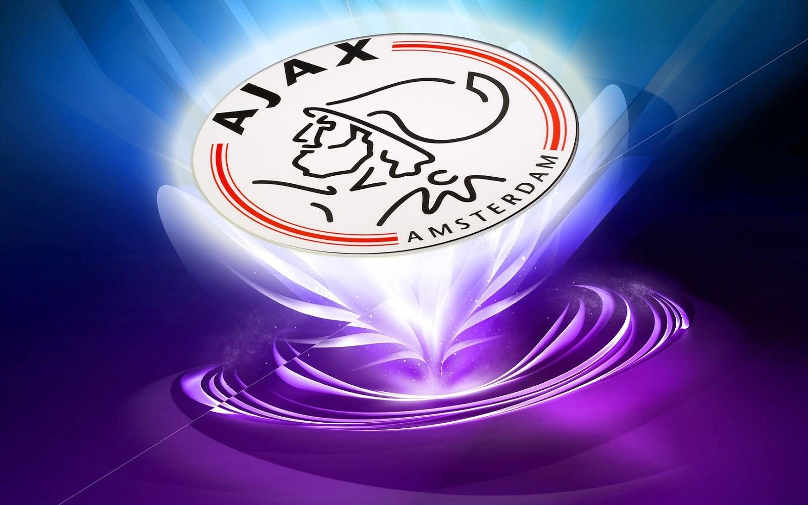 Mooie abstracte Ajax achtergrond