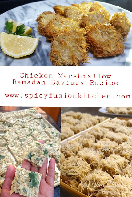 ramadan, ramadan savoury, ramadan prep, savoury, finger food, fried food, kebab, chicken, chicken marshmallow savoury, spicy fusion kitchen, recipe, pinterest, pinterest food, food, food blog, food blogger, spicy food, food stylist, food photography, ramadan series, ramadan food