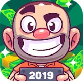 Idle Prison Tycoon - Mine & Crafting Building City Mod Apk