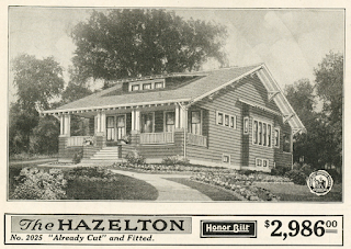 Sears Hazelton 1920 catalog