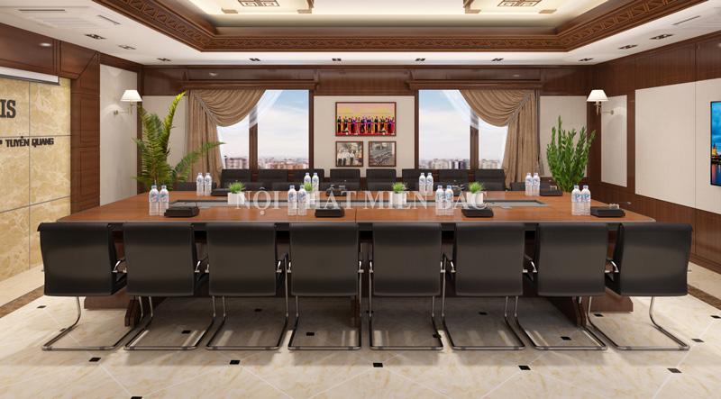 Thiết kế nội thất phòng họp đẹp chuyên nghiệp - H2