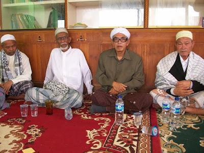 Wajah Ulama Aceh