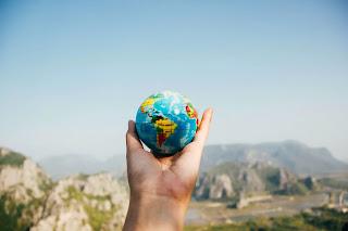Peringati Hari Bumi: Google Doodle dan Sebagian Kecil Keberagaman Hayati