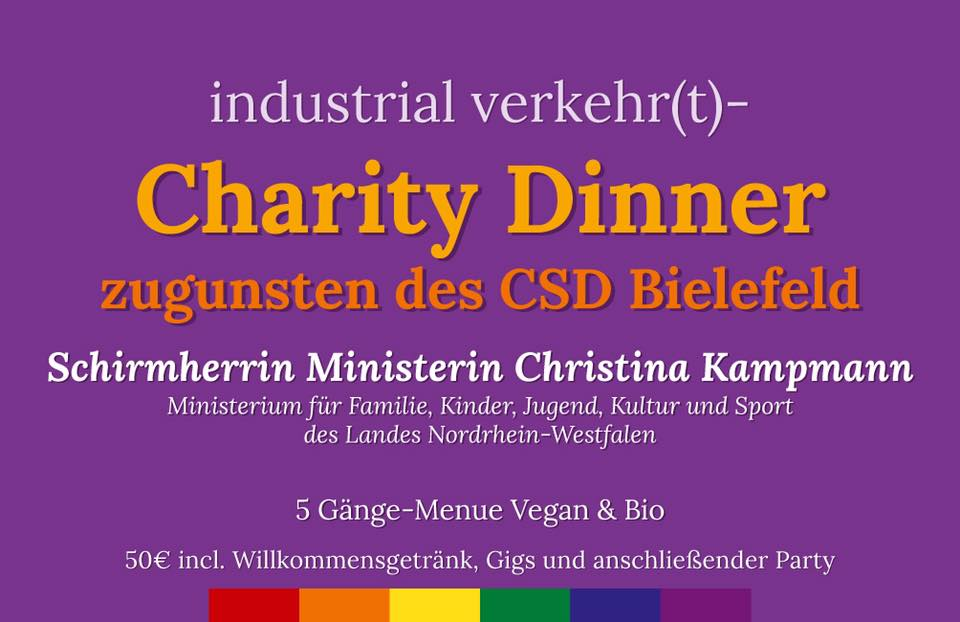 frauenkulturzentrum bielefeld e v charity dinner und party zum csd bielefeld. Black Bedroom Furniture Sets. Home Design Ideas