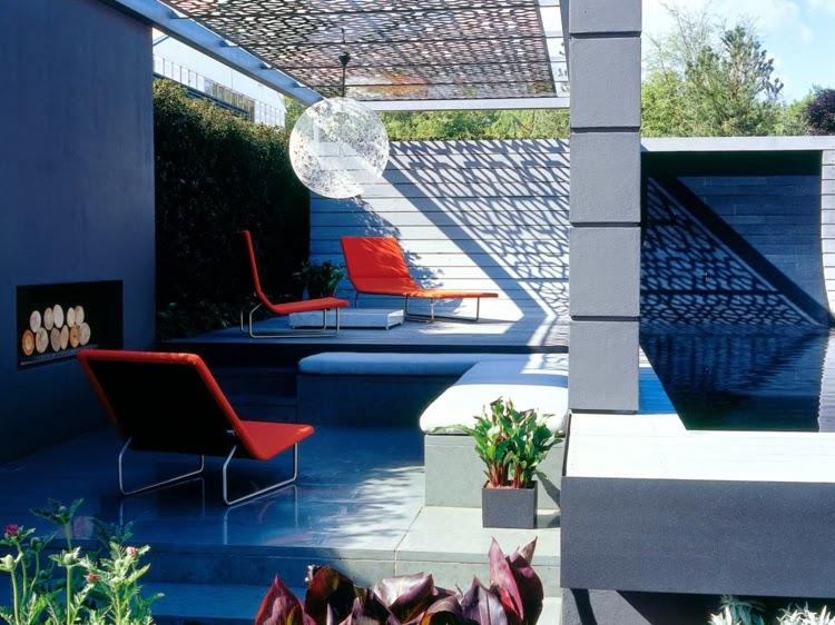 Foto de terraza