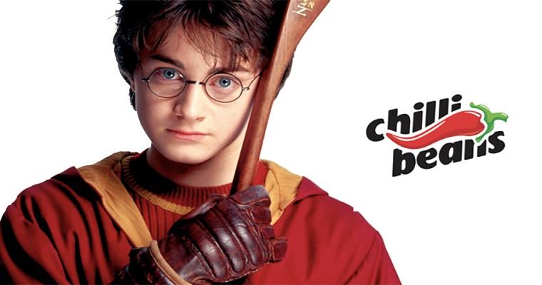 d5e64c78cf444 Chilli Beans lança nova coleção inspirada em Harry Potter ...