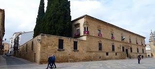 Úbeda, Palacio del Dean Ortega.