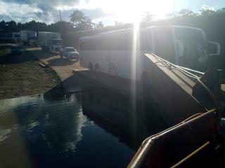RIO MADEIRA ULTRAPASSA NÍVEL MÁXIMO EM NOVEMBRO - 18 METROS