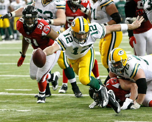NFL Preview: Green Bay Packers Vs. Atlanta Falcons