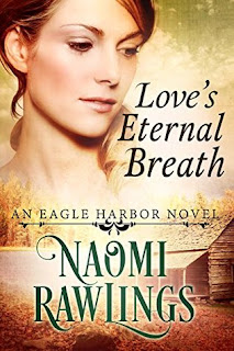 Heidi Reads... Love's Eternal Breath by Naomi Rawlings