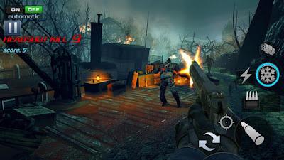 تحميل لعبة Zombie Sniper Evil Hunter مهكرة, لعبه القناص