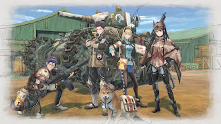 Valkyria Chronicles 4 PS4 Wallpaper