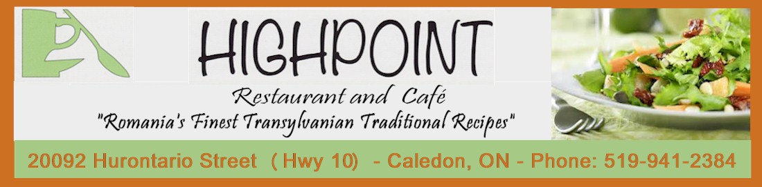Highpoint Restaurant and Cafe