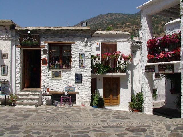 Turismo en La Alpujarra de Granada