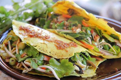 Vietnamese Pancake (Bánh Xèo)