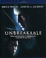 Zombie Parent S Guide Movie Review Unbreakable 2000