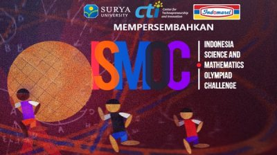Indonesia Science and Mathematic Olympiad Challenge (ISMOC) 2016