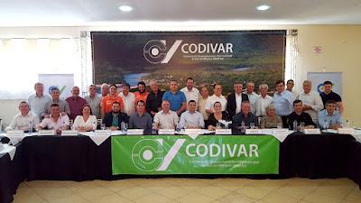 Codivar realiza homenagens e faz balanço das ações de 2017