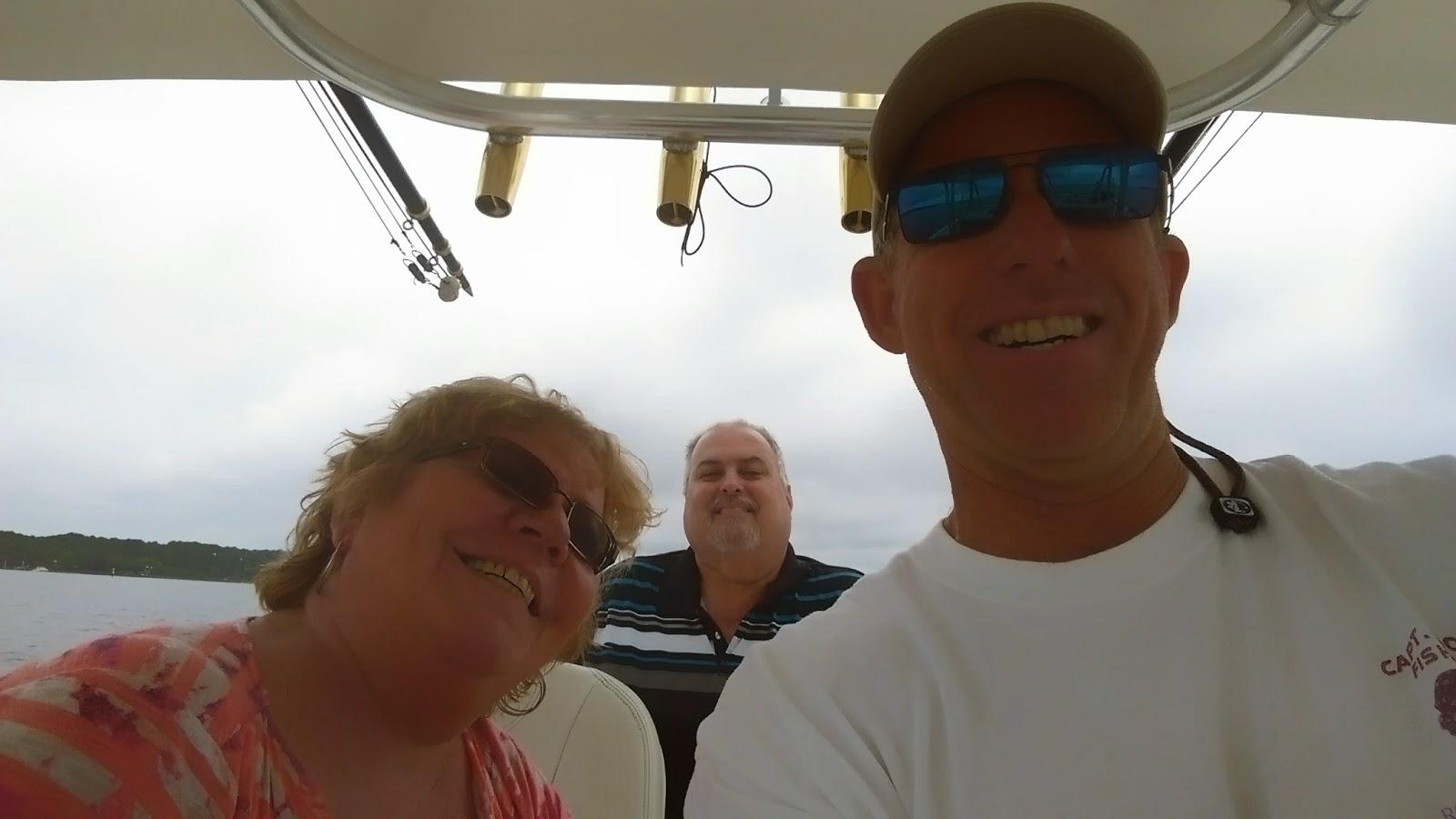 Panacea - Lorraine, Steve, Captain Marc Paul