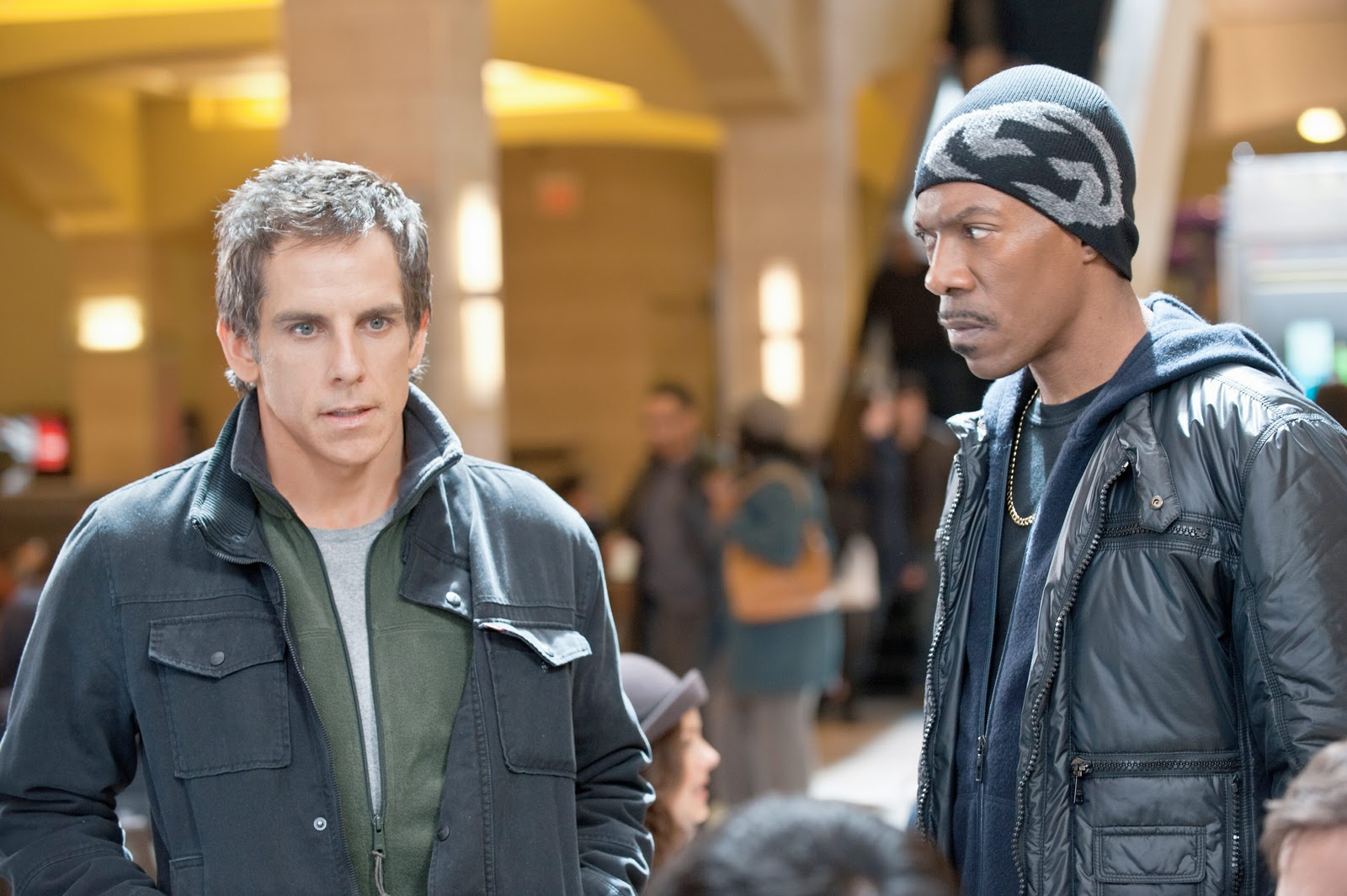 Maki at the Movies: Tower Heist